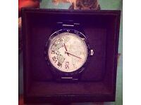 Michael Kors Mk5958 - Ladies Silver Layton Watch