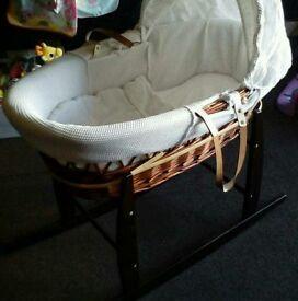 Moses basket / baby bath