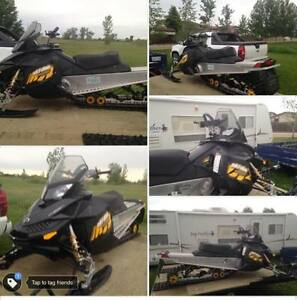 ski doo 800 renegade for trade