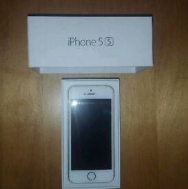 Iphone 5s Complete Boxed Fully Working