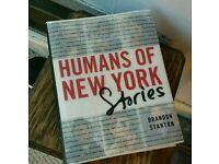 Humans of New York: Stories Hardback