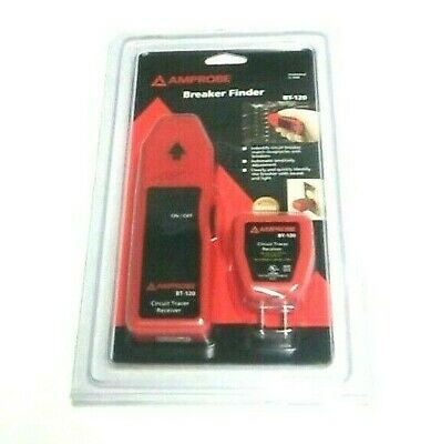 Amprobe Bt-120 Circuit Breaker Finder New