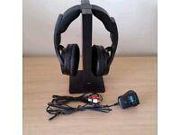 Sony Wireless MDR-RF865R headphones