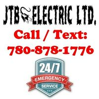 JTB Electric Ltd. - Serving Camrose & Area *24Hr. 780-878-1776*