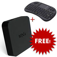 Android TV Box FREE Give away