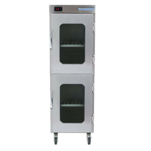 Blanket Warming Cabinet, Stainless Steel Construction, Large Size(50 Blankets)