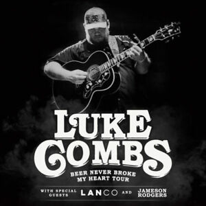 Luke Combs Tickets Oshawa
