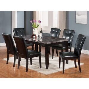 Dining Set 4 chairs & bench $650 OBO