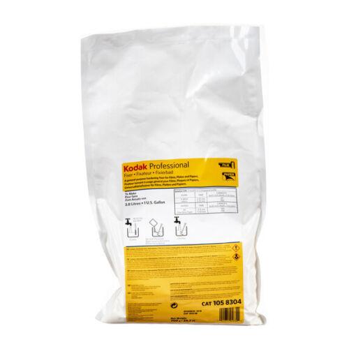 Kodak Black & White Fixer for Film & Paper, Make 1 Gallon 1058304