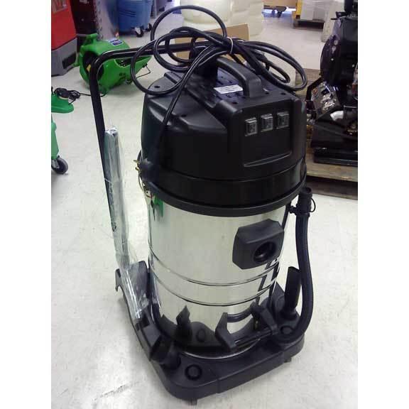 Clean Storm HEPA Triple Vacuum Motor Triple Filter Wet Dry Shop Vac 20 Gallon