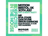 Defected in the House Day/Night party