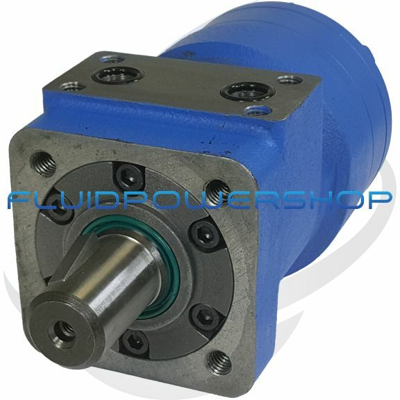 New Danfoss 158-1036 Motor