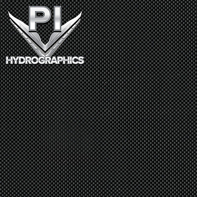 Hydrographic Film Hydro Dipping Silver Clear Basket Weave Carbon Fiber Cf-28-80