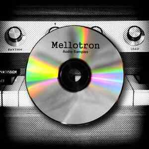 Mellotron Sample / Samples CD (WAV)