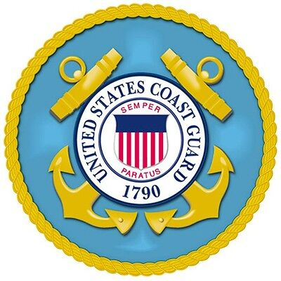 Guard Emblem - US Coast Guard Emblem 8