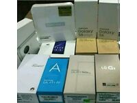 Wanted Phones; Samsung Galaxy S4, S5, S6, S6 Edge, S6 Edge Plus, S7, S7 Edge, Note 4, Note 5