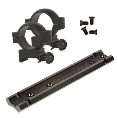 Scope Mount Rail Fits Remington 740 742 760  includes Ring Set  NEW  -