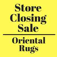 Going Out of Business Persian and Oriental Rugs
