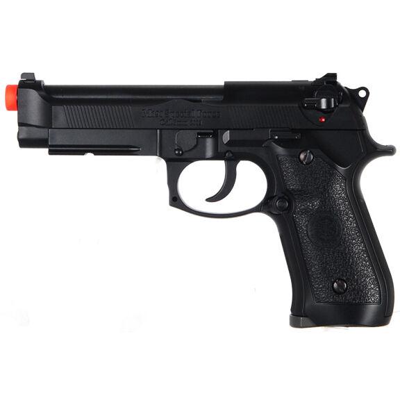 HFC M9 BERETTA BLOWBACK GREEN GAS METAL AIRSOFT HAND GUN PISTOL w/ 6mm BB BBs