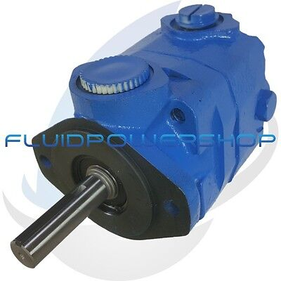 VICKERS ® V20NF 1D10T 38C8F 22 LH 02-102200-7 STYLE NEW REPLACEMENT VANE PUMPS