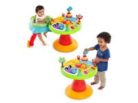 Bright Starts 3-in-1 Around We Go Activity Centre / Walker