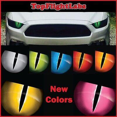 2015 - 2017 Ford Mustang Jason Brozak Headlight overlay Snake -