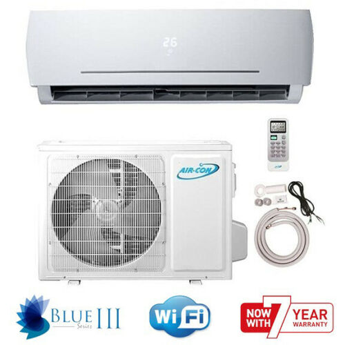 24,000 BTU Wifi Ductless Mini Split Air Conditioner Heat Pum