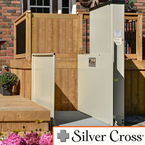 Savaria Porch Lift / Deck Lift – Best Lift for Our Climate!