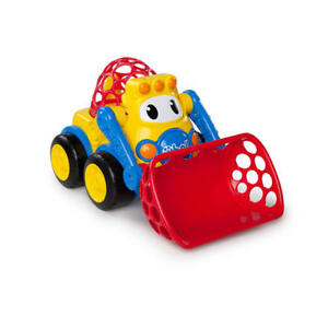 Oball Go Grippers Loader - Baby Construction Truck Toy