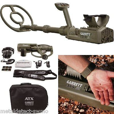 Garrett New ATX Extreme Pulse Induction Relic Beach Gold  Metal Detector
