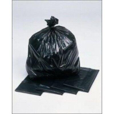 90L 20kg CHSA Black Refuse Sack (457)x737x965mm (Carton of 100)