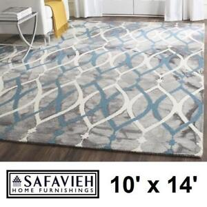 NEW SAFAVIEH 10' x 14' AREA RUG DDY534J-10 134840819 DIP DYE VINTAGE CARPET CARPETS RUGS FLOORING DECOR ACCENTS MAT M...