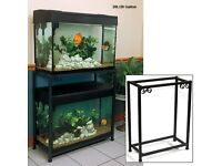 Double stacking 3ft fish tanks and stand