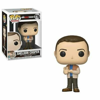 Sheldon Cooper The Big Bang Theory POP! Television #776 Vinyl Figur Funko (Pop Vinyl The Big Bang Theory)