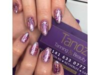 Nail technician. Glasgow south