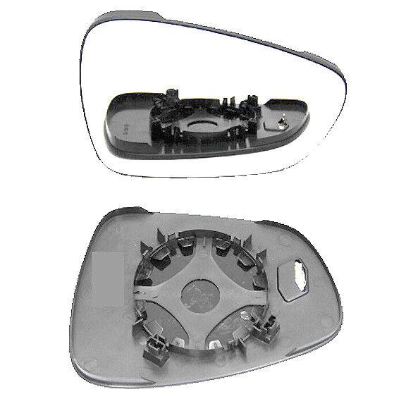 Vauxhall Zafira B Door Wing Mirror Replacement Glass