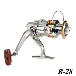 R-28 GROS Moulinet (Reel) à pêche 8+1 bearings 0,70mm/100m VVV