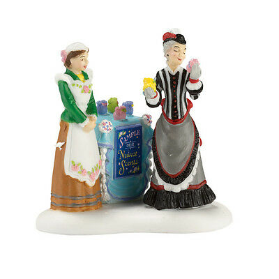 Dept 56 Dickens Village Scent of the Day New in Box #4030365 Retired