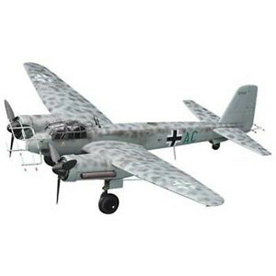 Giant 1/8 Scale German WW-II Junkers Ju-88G Twin Nightfighter Plans & Templates