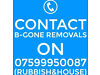 B-GONE REMOVALS (RUBBISH & HOUSE REMOVALS) 3 VANS AVAILABLE NE36 0HN, East Boldon
