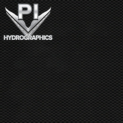 Hydrographic Film Hydro Dipping Hydrodip Wide Clearsilver Carbon Fiber Cf-12-51