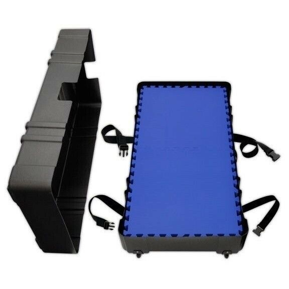 10x10 Hard Molded Plastic Trade Show Carrying Case