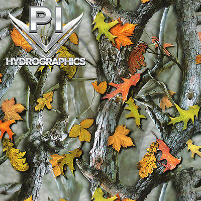 Hydrographic Film Hydro Dipping Water Transfer Printing Film Leaf Camo Hc462