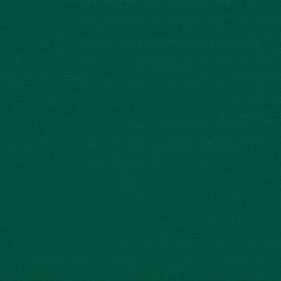 Sunbrella Forest Green 4637-0000 Awning Marine Outdoor Fabric 46
