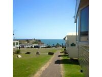 Devon Cliffs static caravan hire