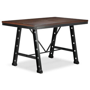 Industrial Pub Height Table