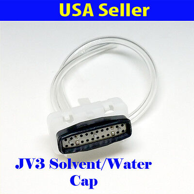 Printer Cap Top For Mimaki Jv3. For Solvent Water Dx4 Printheads Us Seller