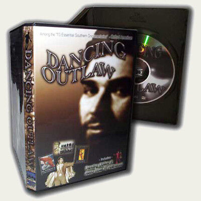 DANCING OUTLAW - New Original DVD (2005) Starring Jesco & The White Family of WV