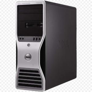 Dell T5500 desktop/server for sale - 48 GB DDR3 RAM!!