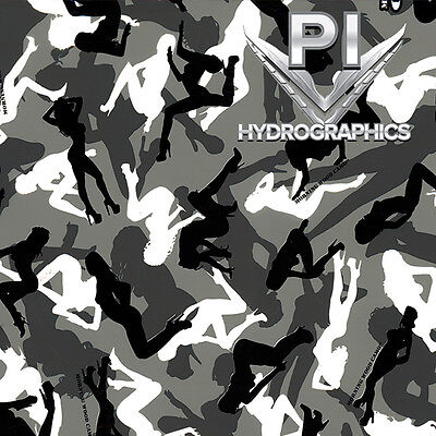 Hydrographic Film Hydro Dipping Water Transfer Printing Morning Wood Camo Rc145